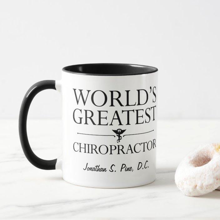 mugs for chiropractors
